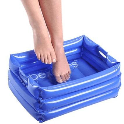 BEXTERS EASY INFLATE FOOT BATH Image