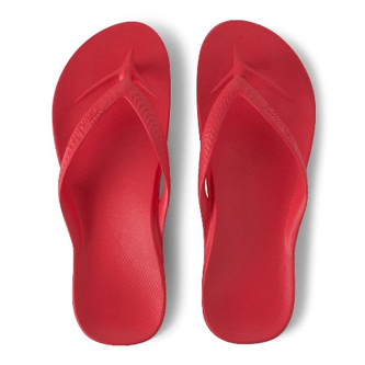 ARCHIES THONGS - Coral Image